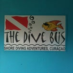 Photo taken at The Dive Bus Curaçao by Brad L. on 1/28/2012