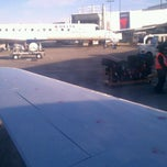 Photo taken at Gate B18 by L FutureBillionayr M. on 1/8/2012