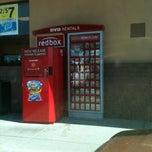Photo taken at Redbox by Tom L. on 8/7/2012