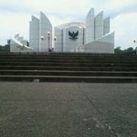 Photo taken at Monumen Perjuangan Rakyat Jawa Barat by William F. on 1/16/2012