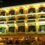 Photo taken at Aeolis Hotel by Μαρία Α. on 8/31/2011