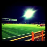 Photo taken at Underhill Stadium by Andy E. on 5/7/2011