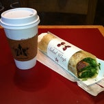 Photo taken at Pret A Manger by Brent B. on 7/22/2011