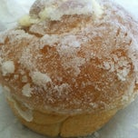 Photo taken at Saint Germain's Bakery by Vic M. on 9/10/2011