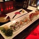 Photo taken at RAW Sushi & Sake Lounge by Stacey M. on 7/14/2012