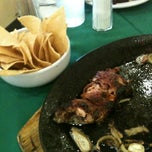 Photo taken at Los Cabriteros by Maricela C. on 9/9/2012