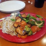 Photo taken at Pei Wei Asian Diner by Josh H. on 7/22/2012