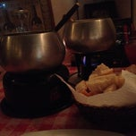 Photo taken at La Casa del Fondue by Diego C. on 5/12/2012