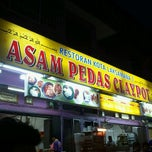 Photo taken at Asam Pedas Claypot by Azlina A. on 9/11/2011