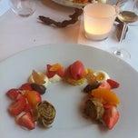Photo taken at Restaurant Hôtel Les éleveurs by Johan C. on 6/19/2012