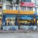 Photo taken at Restoran Nawas Maju by S M Sabri I. on 1/10/2012