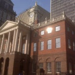 Photo taken at Connecticut's Old State House by mz. l. on 2/18/2011