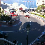 Photo taken at Circuit de Monaco - Courbe De Loews by Giovanni d. on 4/8/2012