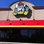 Photo taken at Chuck E. Cheese's by Amanda H. on 10/16/2011