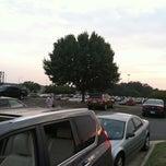 Photo taken at Dulles Parking Gold Lot by David C. on 7/28/2011