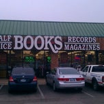 Photo taken at Half Price Books by Chris on 12/10/2011