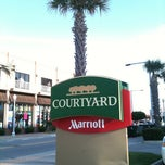 Photo taken at Courtyard by Marriott by Amelia W. on 7/2/2011