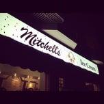 Photo taken at Mitchell's Ice Cream by Edgar d. on 1/29/2012