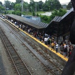 Photo taken at MBTA Lowell Station by Karoline Z. on 6/18/2011