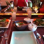 Photo taken at Siam Restaurant Thai Cuisine by Virgilio G. on 10/29/2011