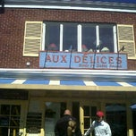 Photo taken at Aux Delices by Yoann L. on 9/19/2011