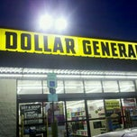 Photo taken at Dollar General by Cameron S. on 2/2/2012