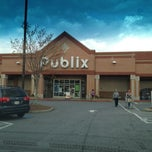 Photo taken at Publix Super Market at Wade Green Village by Matthew B. on 3/17/2012