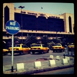 Photo taken at Jinnah International Airport by Saqib J. on 4/6/2012