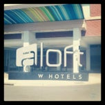 Photo taken at Aloft Richmond West by Marc S. on 7/2/2012