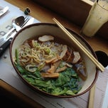 Photo taken at Wagamama by Iryna G. on 7/25/2012