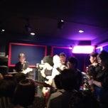 Photo taken at 四谷三丁目 ブルーヒート by yamato k. on 6/23/2012
