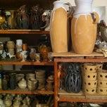Photo taken at Jāņa Seiksta keramikas darbnīca by Futurissimo on 6/1/2012