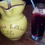 Photo taken at Restaurante Costa Brava by Janice G. on 8/25/2012