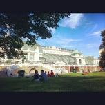 Photo taken at Burggarten by Sorcia Z. on 8/2/2012