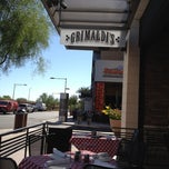 Photo taken at Grimaldi's Coal Brick-Oven Pizzeria by Candy L. on 10/20/2011