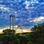 Photo taken at Dorney Park & Wildwater Kingdom by Yuriy T. on 6/10/2012