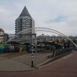 Photo taken at Station Rotterdam Blaak by King Arthur on 8/10/2011