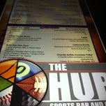 Photo taken at The Hub Sports Bar and Grill by Krista P. on 4/6/2012