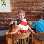 Photo taken at Capers Restaurant by Brett on 7/15/2012