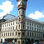 "Photo taken at Laimas Pulkstenis | Laima clock | Часы ""Лайма"" by Vladis on 7/17/2012"