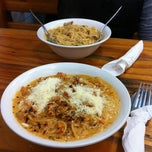 Photo taken at Little Italy by Pavitra T. on 4/10/2012