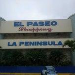 Photo taken at El Paseo Shopping by David V. on 8/9/2012