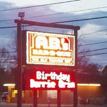 Photo taken at Abs bbq by Ryan M. on 3/6/2012