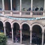 Photo taken at Facultat de Matemàtiques UB by Universitat de Barcelona on 4/18/2012
