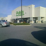 Photo taken at Publix Super Market at White Stone Center by Jalen W. on 2/2/2012