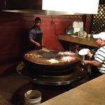 Photo taken at Mongolian Grill San Jacinto by Giuseppe M. on 3/10/2012