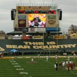Photo taken at Floyd Casey Stadium by Elaine P. on 12/3/2011