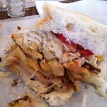 Photo taken at Primanti Brothers by Debbie G. on 10/6/2011