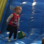 Photo taken at Bounce And Play by Glen Q. on 8/21/2011