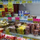 Photo taken at Ntuc FairPrice by Diina A. on 12/20/2011